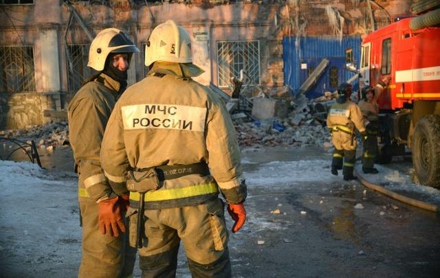 В Перми на пожаре сотрудники Росгвардии эвакуировали два десятка жильцов