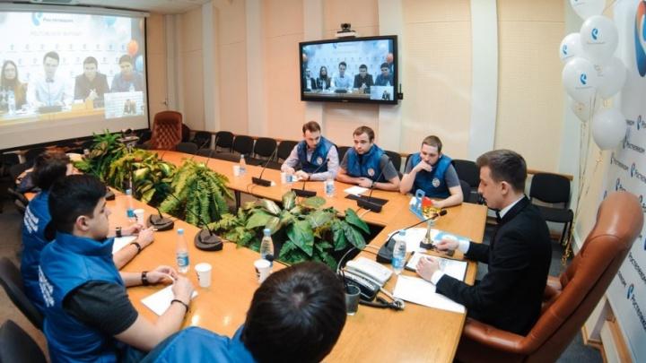«Ростелеком» провел онлайн-турнир «Что? Где? Когда?» между Ростовом-на-Дону и Волгоградом