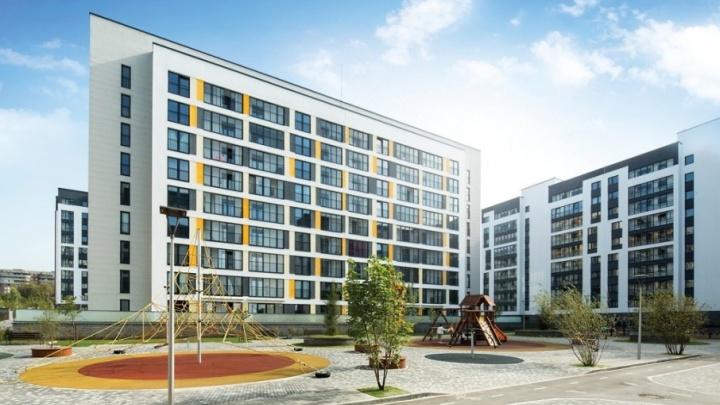 Сбербанк профинансировал строительство жилого дома компании «Сибакадемстрой» в Новосибирске