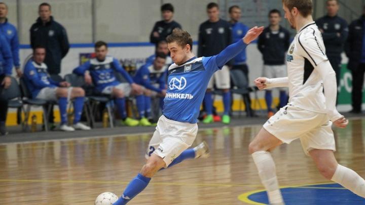Игроки МФК «Тюмень» ушли от поражения за 50 секунд до конца матча с «Норникелем»