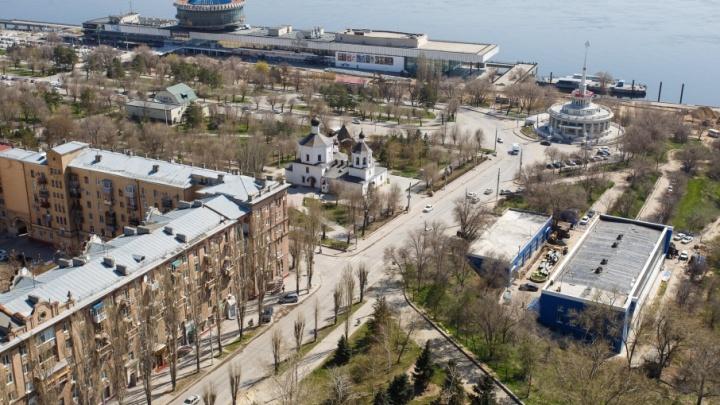Улицы, которые закроют: на матчи ЧМ-2018 будет перекрыт весь центр Волгограда