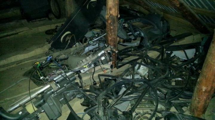 Разбирали и продавали: в Самарской области бандиты угнали 36 автомобилей