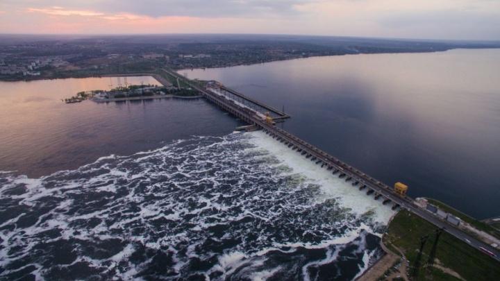 Волжская ГЭС: уверенное лидерство среди промышленных предприятий региона