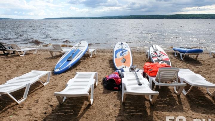 Достаем купальники: в Прикамье на следующей неделе потеплеет до +32