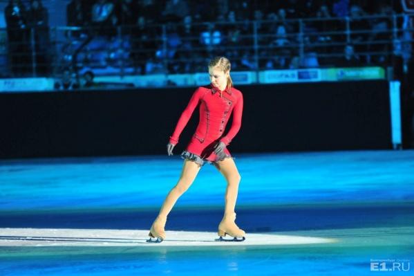 Липницкая покорила весь мир танцем на льду под музыку из фильма «Список Шиндлера».