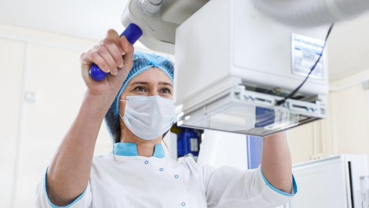 Волгоградские больницы получили новые рентген-установки и аппараты искусственного кровообращения