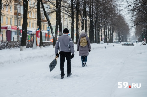 В конце марта в Перми все еще будет снежно