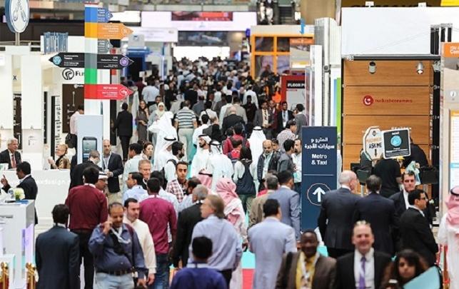 Продукцию ММК презентуют на крупнейшей строительной выставке Ближнего Востока
