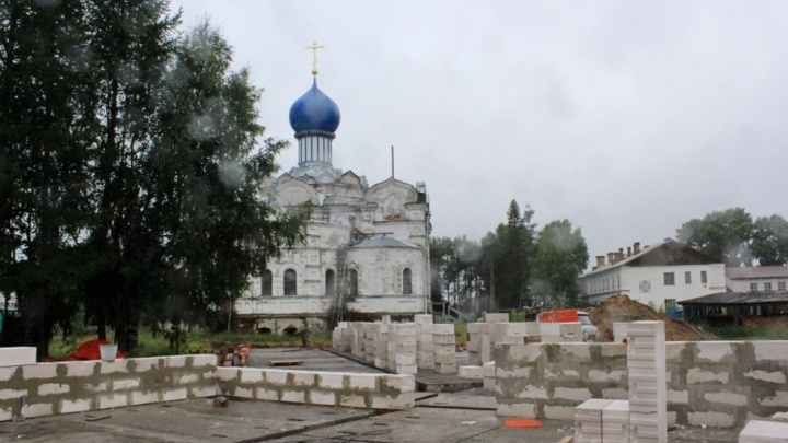 В Суре началось строительство первого приюта для служителей церкви