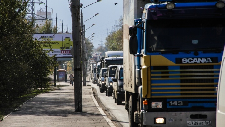 Вспомнить времена без пробок: ростовчанин предложил построить две дороги до Суворовского