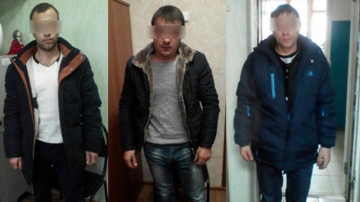 В Волгограде задержали налетчиков на рыбный цех