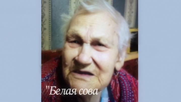 Семья, волонтёры и полиция второй день ищут пропавшую 90-летнюю тюменку
