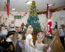 Дети Гаврилов-Яма получили новогодние подарки от «Славнефти»