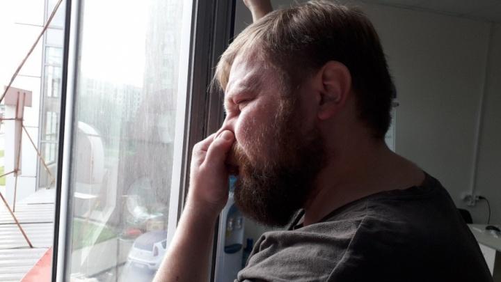 МЧС: сегодня и завтра воздух в Ярославле опасен