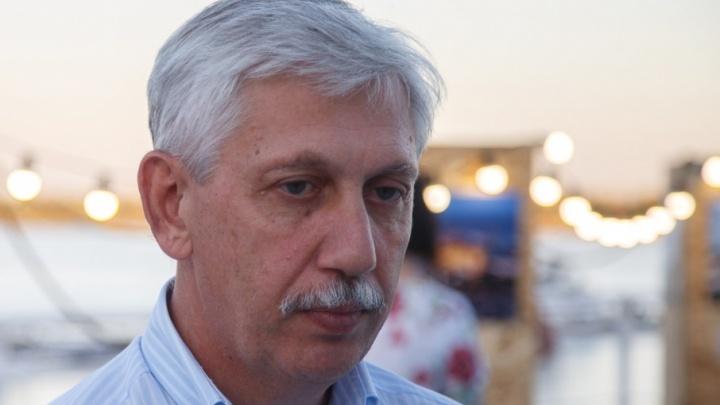 Верховный суд оставил волгоградского депутата Таранцова без статуса незаконного агитатора
