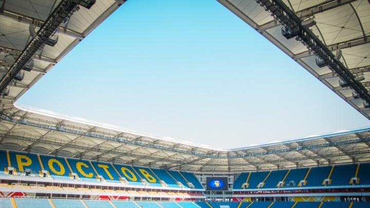 Свежий воздух, плохой Wi-Fi и нечем перекусить: что огорчило и восхитило болельщиков на «Ростов Арене»