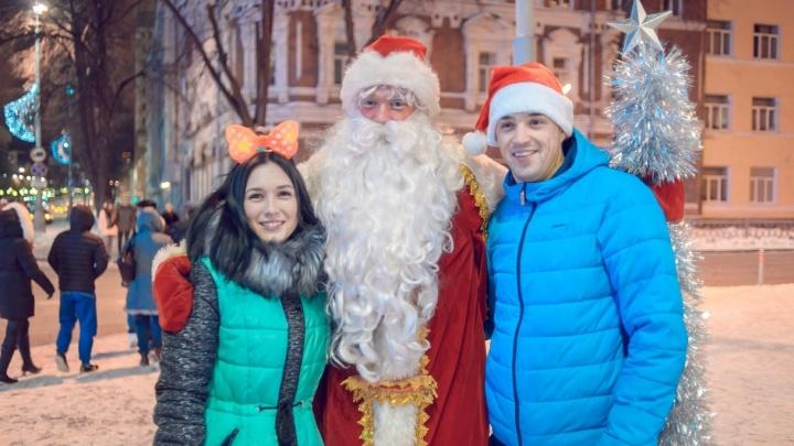Синоптики рассказали о погоде в новогоднюю ночь в Екатеринбурге