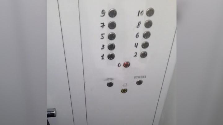 «Как аттракцион ужасов»: жители новостройки в Чурилово пожаловались на шатающийся лифт