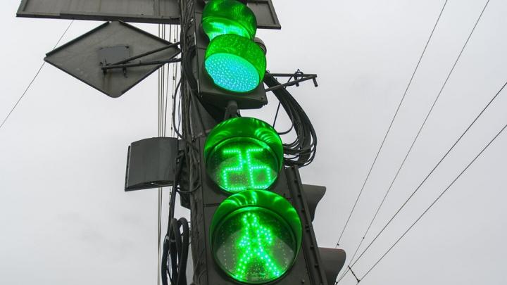 На трассе М-4 «Дон» установят светофоры за 5,5 млн рублей