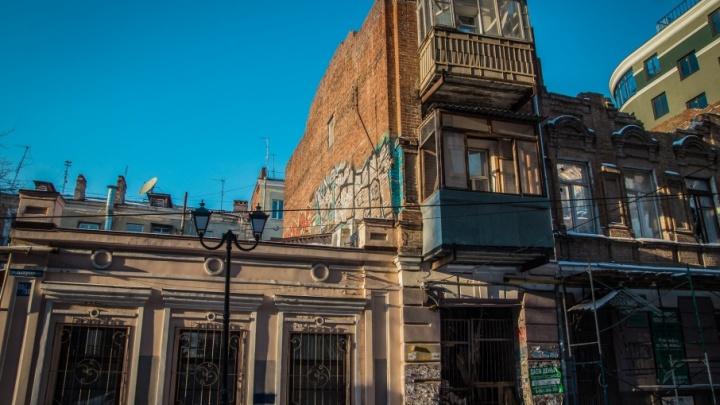Обветшалые здания и грязные улицы: что Ростов покажет туристам во время чемпионата мира