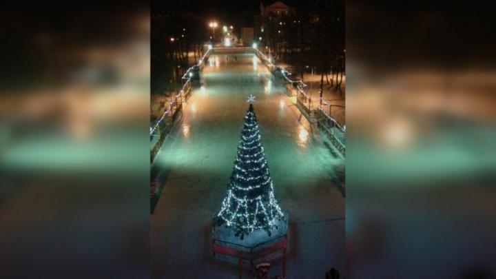 «Посередине елка с огоньками»: в Самаре пройдет праздничное открытие катка в парке Дружбы