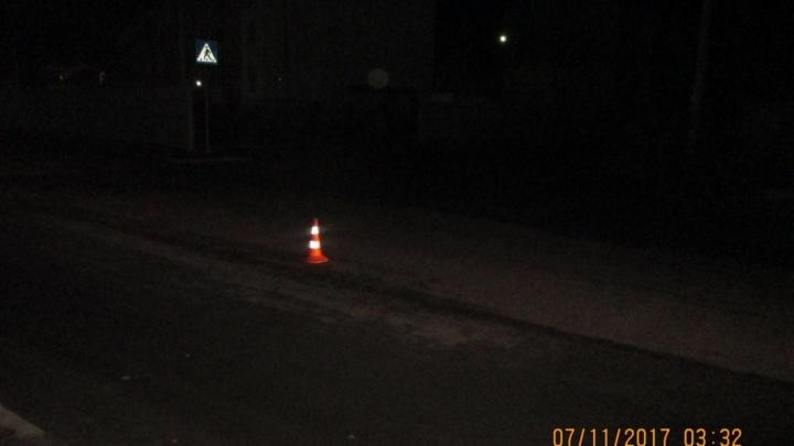 В Ярославле ищут водителя, который сбил девушку и уехал