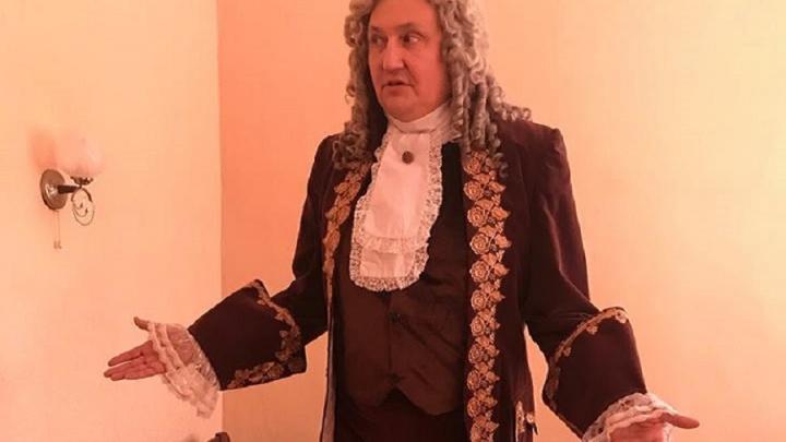 Старая Сарепта стала киноплощадкой для депутата и актера из «Убойной силы»