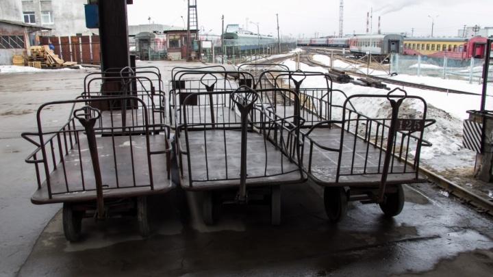 В поселке Кулой Вельского района задержаны воры металла