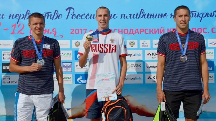 Ярославские пловцы заняли два первых места на чемпионате России