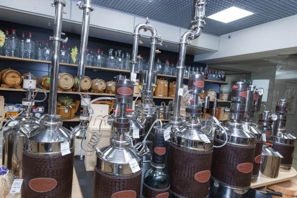 Челябинцы всё чаще экспериментируют с напитками собственного изготовления