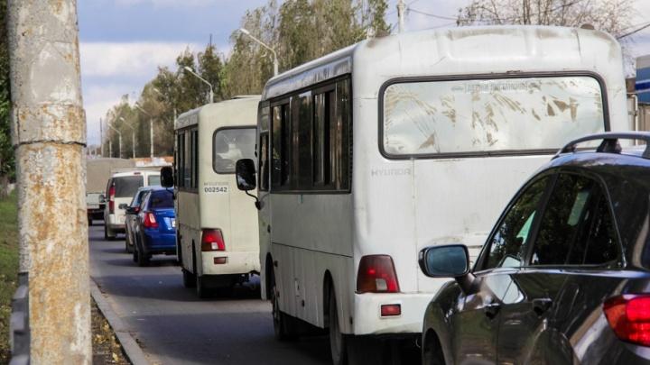 В Ростове маршрутка № 75 изменит схему движения