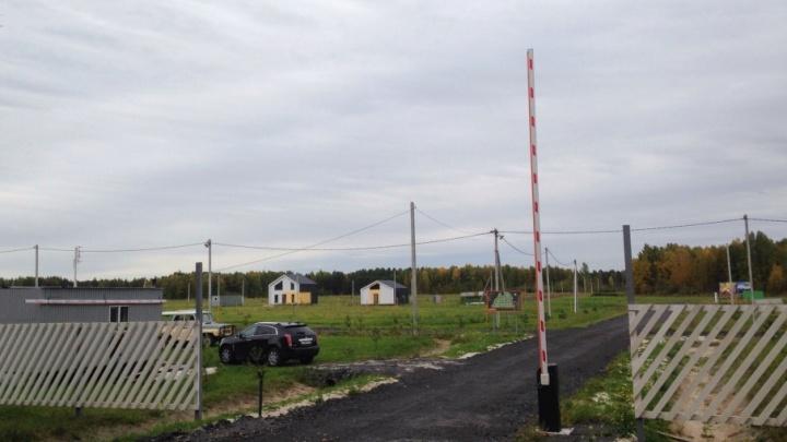 Всего 15 600 рублей в месяц за участок со светом, дорогами и охраной вблизи леса
