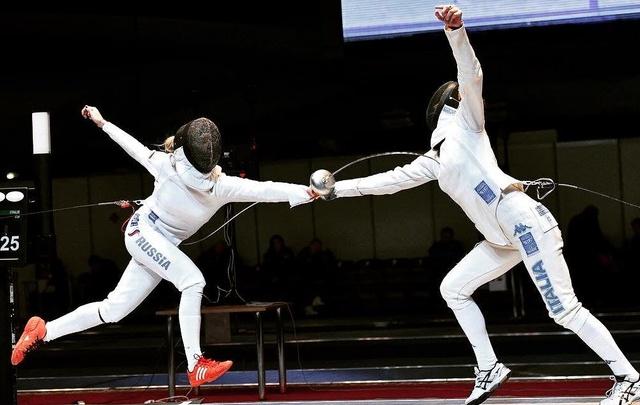 Фехтовальщицы из Самары завоевали две серебряные медали на первенстве Европы
