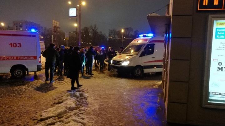 Во время ЧП в московском метро пострадал ярославец