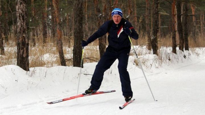 Волгоградская погода переселила «Лыжню России» под Камышин