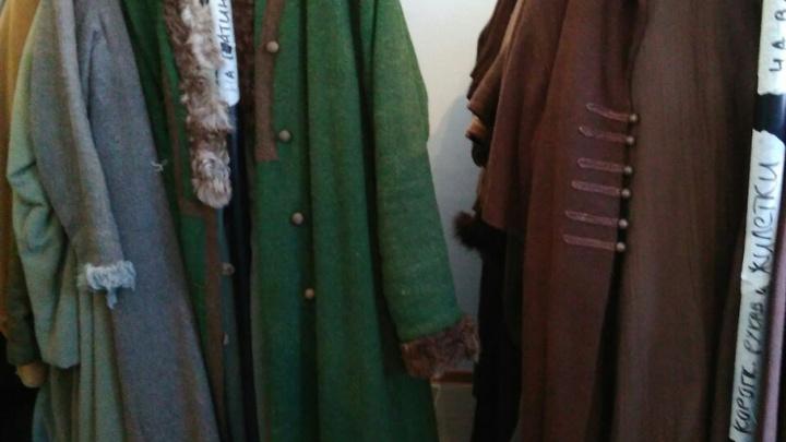 В «Ночь музеев» тюменцы смогут примерить костюмы актеров фильма «Тобол»