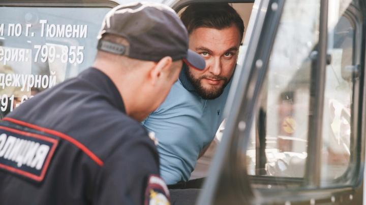 Одного отпустили, второй до сих пор в полиции: в Тюмени задержали сотрудников штаба Навального