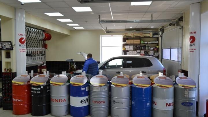 Технический ликбез: готовим автомобиль к зиме вместе с Oil Bar