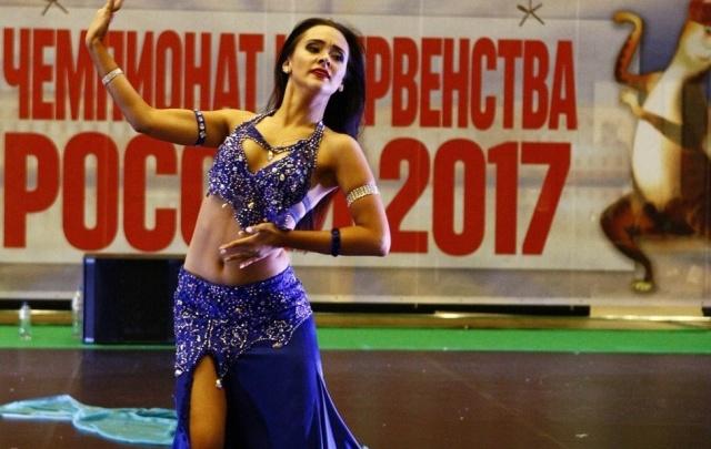 Волгоградки в дуэте выиграли чемпионат России по восточным танцам