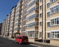 Сдана вторая очередь жилого комплекса «Донской»