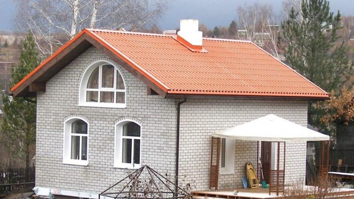 Дом с характером: цветная кровля покоряет строительные рынки