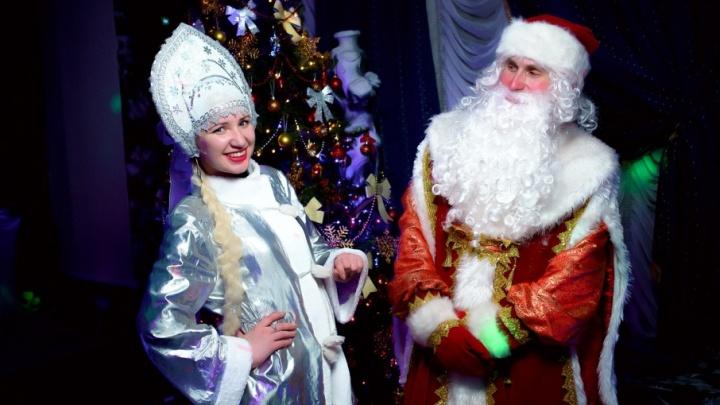 «Я словно Фредди Меркьюри»: что написано в дневнике волгоградского Деда Мороза?