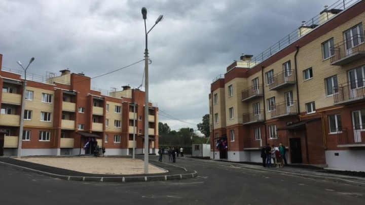 Дольщики проблемных домов в Ярославском районе дождались квартир