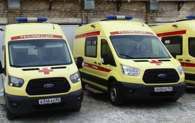 Жители Самарской области в прошлом году обращались к медикам свыше 26 млн раз