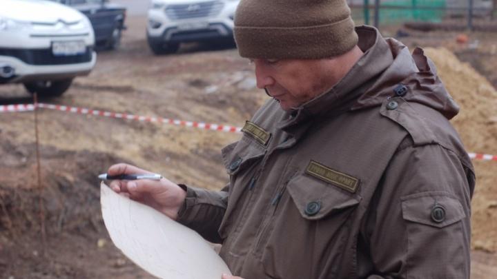 Разведчики, танкисты и связисты: на Дону обнаружили немецкое захоронение времен Великой Отечественной