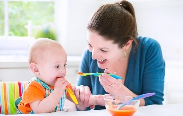 Дневник молодой мамы. Пора открытий вкусных