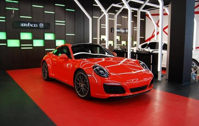 Авто лучше, чем из салона – в Челябинск пришла немецкая автокерамика
