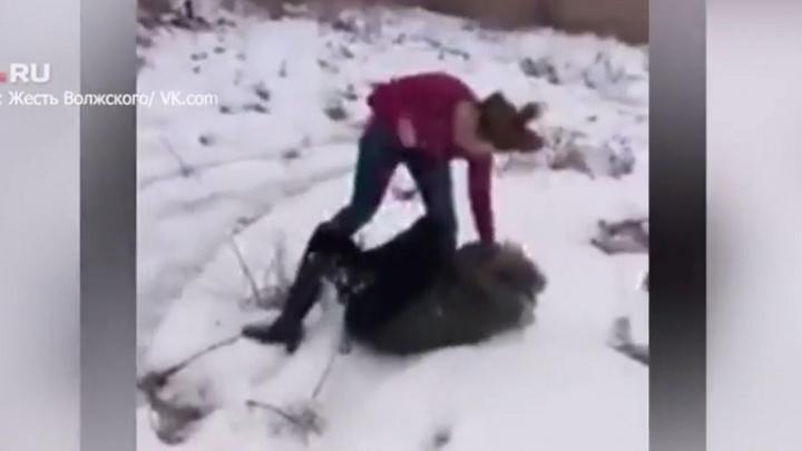 Избиение школьниц в Ленинске планировалось заранее в социальных сетях