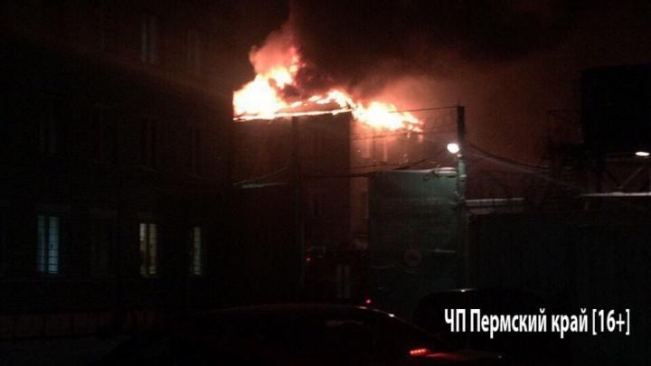 В Соликамске горела колония: публикуем подробности ЧП