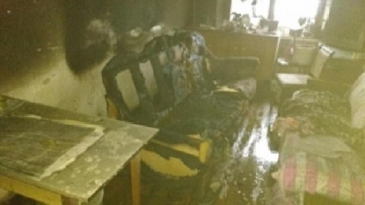 Сгорела в собственной квартире: в Ярославской области в огне погибла женщина